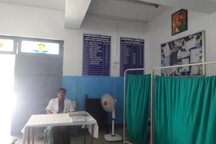 Kendriya Vidyalaya-Medical Facility