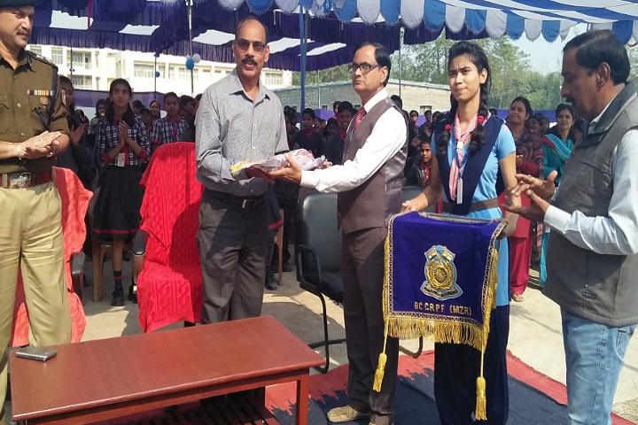 Kendriya Vidyalaya-Annual sports meet