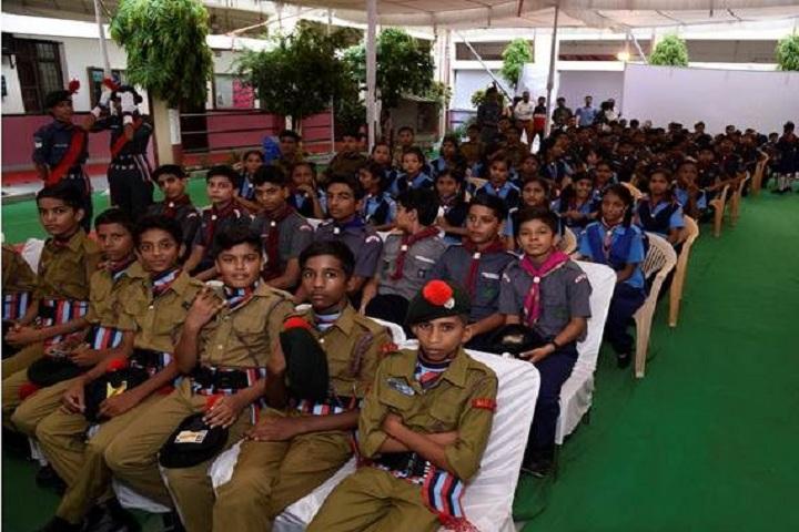 Kendriya Vidyalaya-Scouts and Guides
