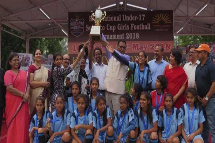 Kendriya Vidyalaya No 1-Sports winners