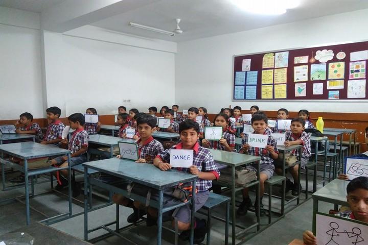 Kendriya Vidyalaya No 2-Classroom Activity