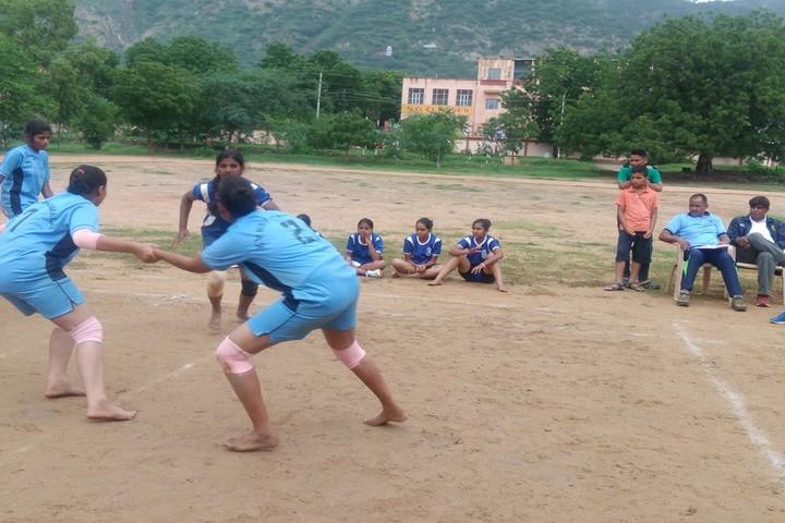 Kendriya Vidyalaya No 2-Games