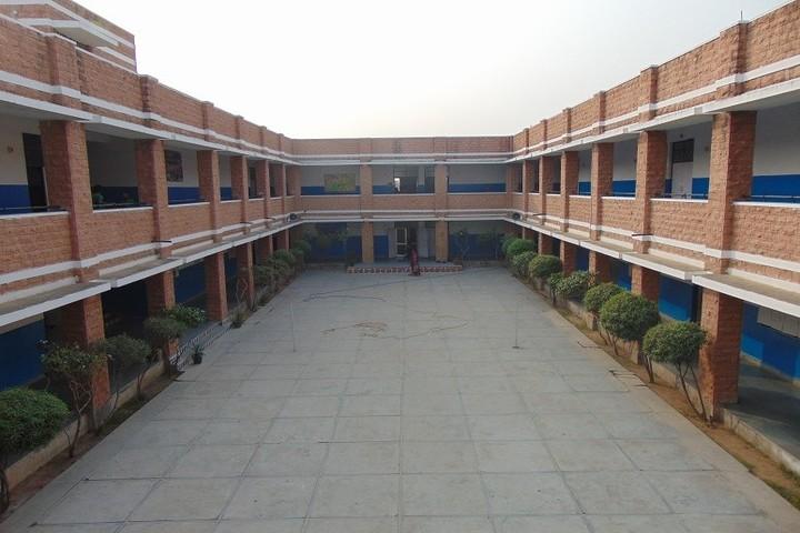 Kendriya Vidyalaya No 2-School Building