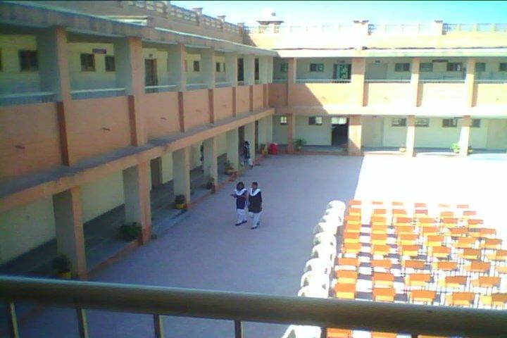 Kendriya Vidyalaya No 2 (Army)-Assembly Area