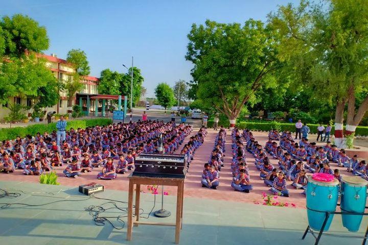 Kendriya Vidyalaya No 3-Sanskrit Week