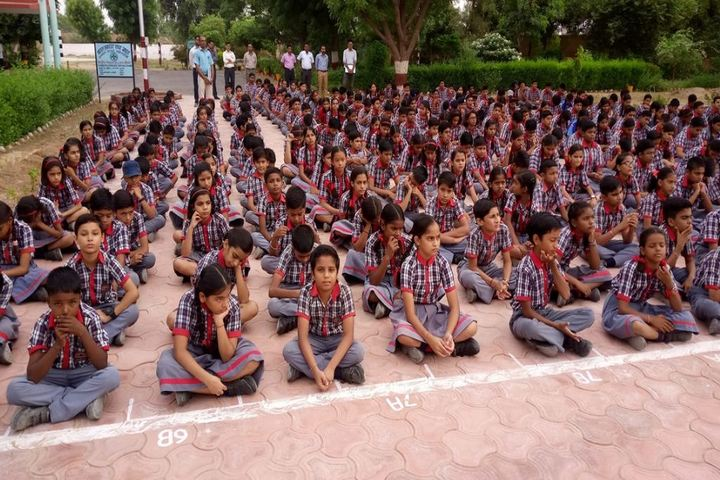 Kendriya Vidyalaya No 3-Students