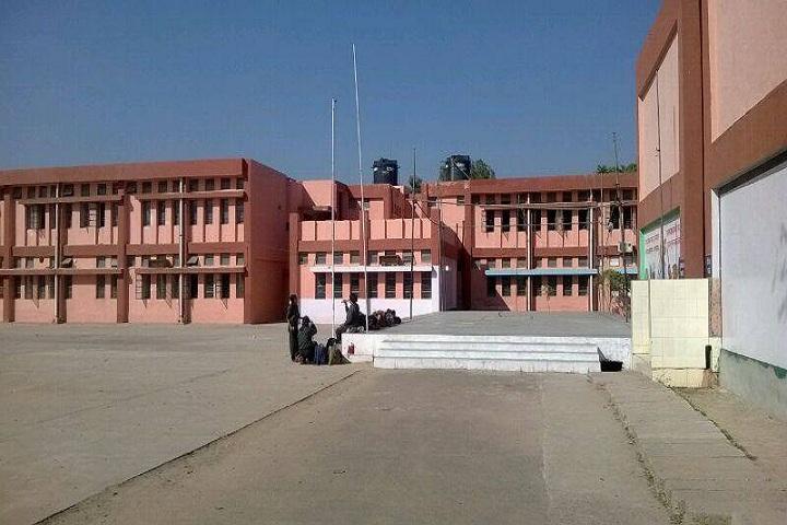 Kendriya Vidyalaya No.1-School Area