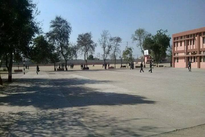 Kendriya Vidyalaya No.1-Play Area