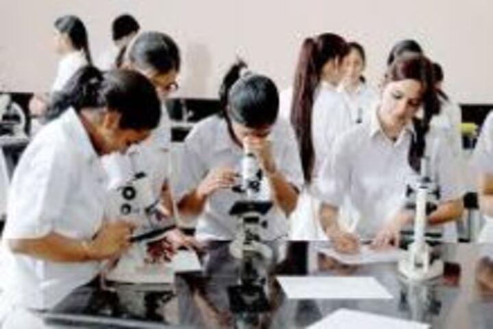 Khwaja Model School-Biology Lab