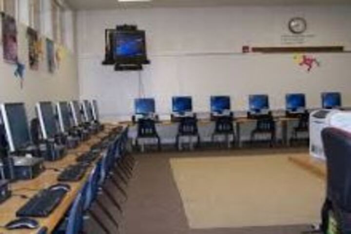 Khwaja Model School-Computer Lab