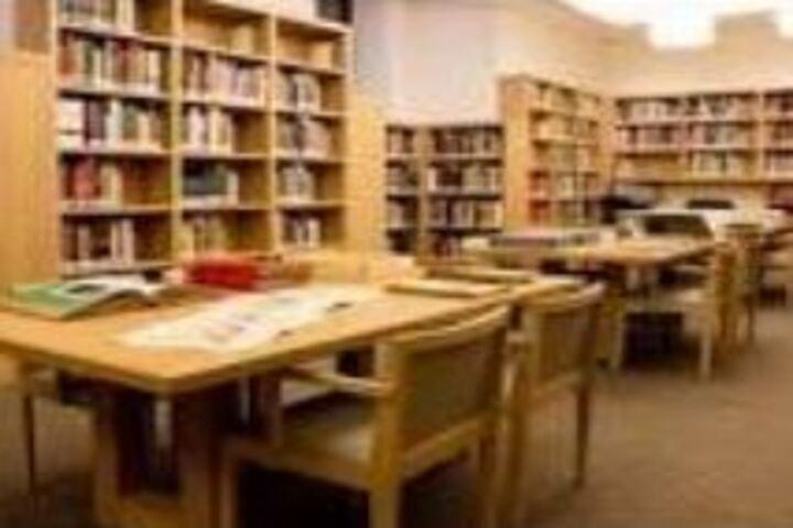 Khwaja Model School-Library