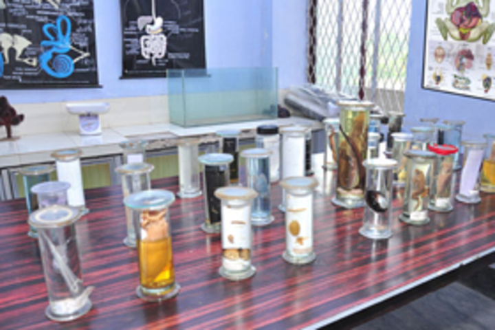 Lady Anusuya Singhania Educational Academy-Biology Lab