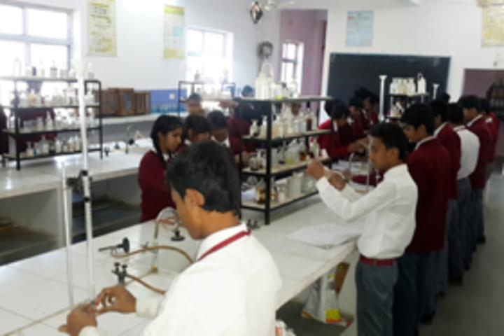 Lady Anusuya Singhania Educational Academy-Chemistry Lab