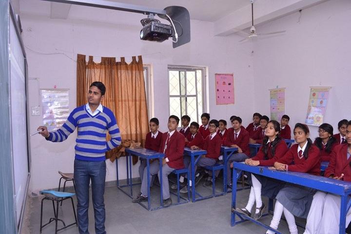 Lady Anusuya Singhania Educational Academy-Classroom