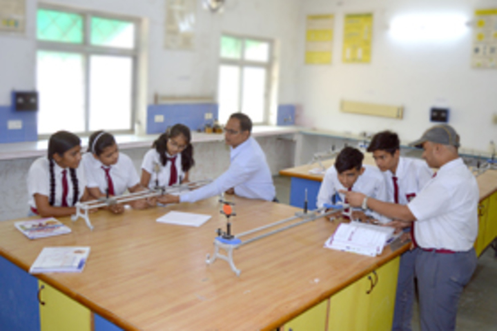 Lady Anusuya Singhania Educational Academy-Physics Lab