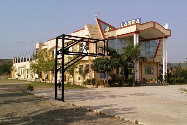 Lady Anusuya Singhania Educational Academy-Campus View