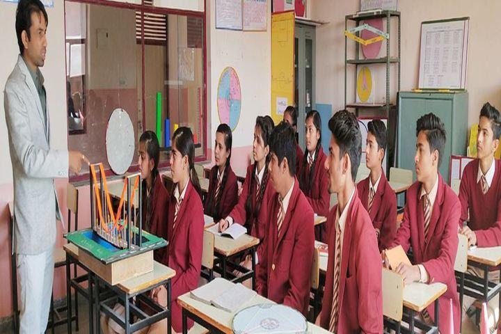 Lakshmipat Singhania Academy-Classroom
