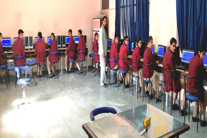 Lakshmipat Singhania Academy-Computer Lab