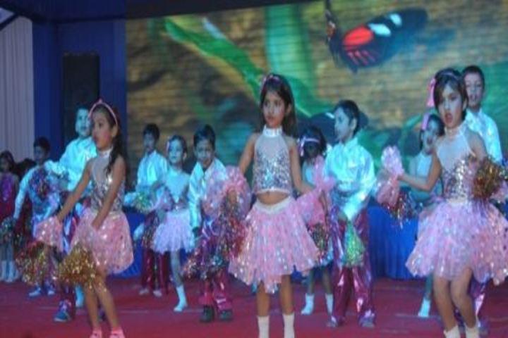 Lakshmipat Singhania Academy-Dance Performance