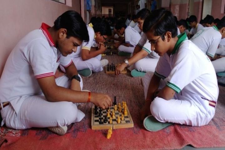 Lakshmipat Singhania Academy-Indoor Games