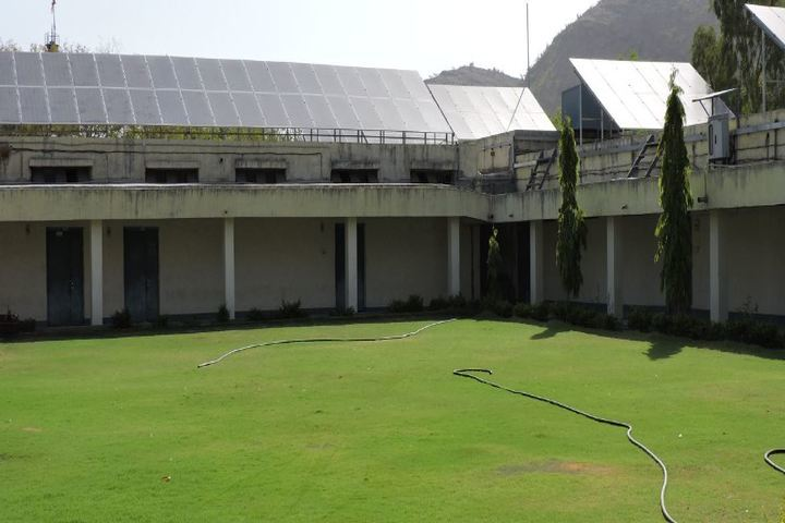 Lakshmipat Singhania School-Campus Ground