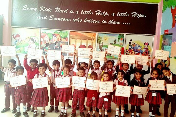Lal Bahadur Shastri Senior Secondary School-Certification