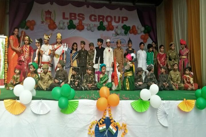 Lal Bahadur Shastri Senior Secondary School-Independence Day Celebrations