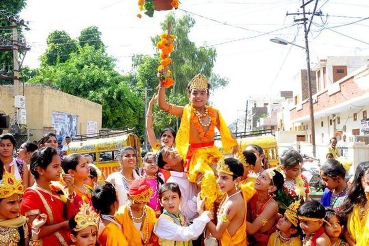 Lav Kush Model School-Celebrations