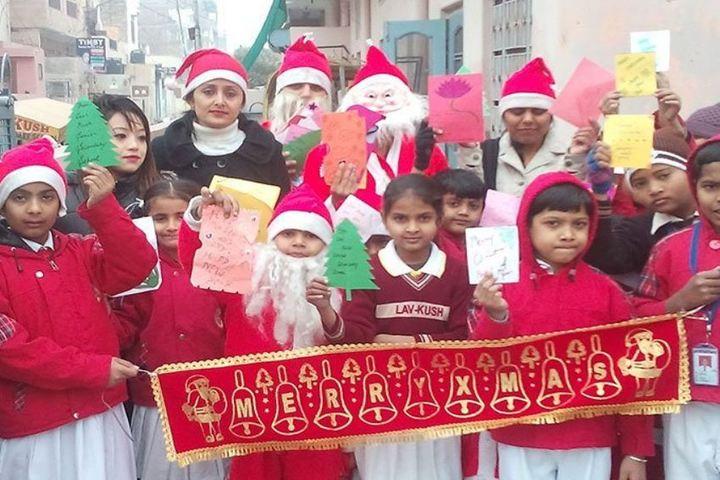 Lav Kush Model School-Christmas