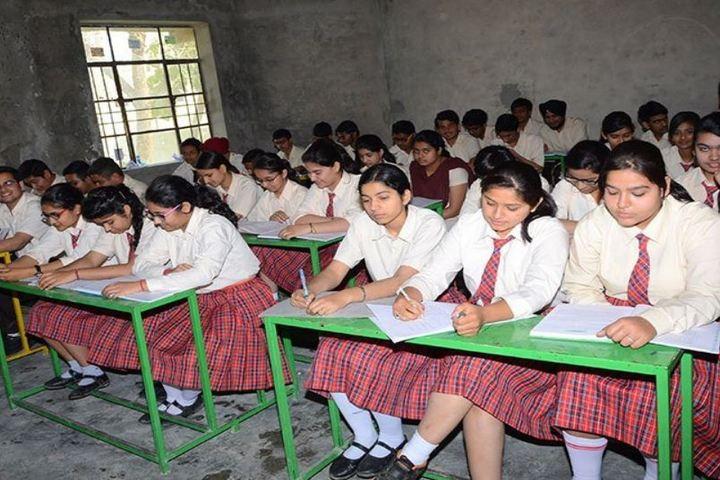 Lav Kush Model School-Classroom