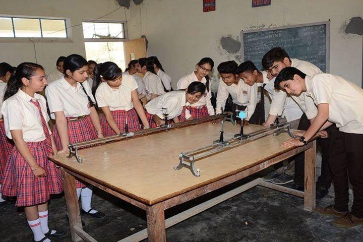 Lav Kush Model School-Lab