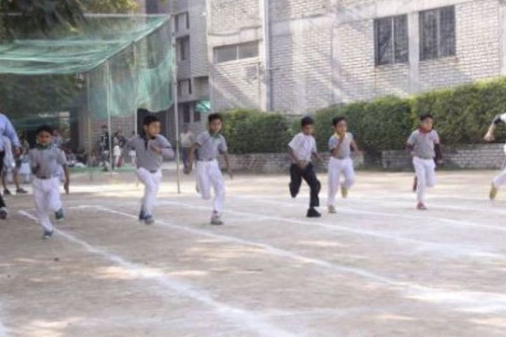 Lawrence And Mayo Public School-Running