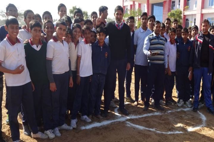 Laxmi International Academy-Sports Meet