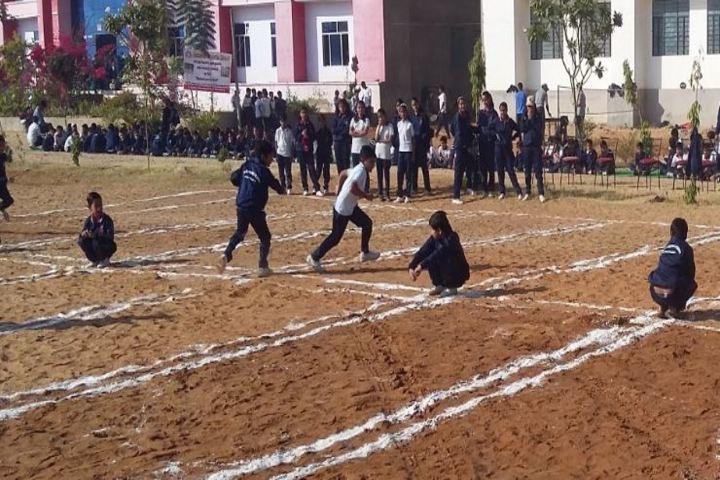 Laxmi International Academy-Sports