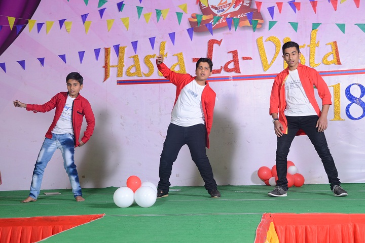 LBS Convent School-Annual Function