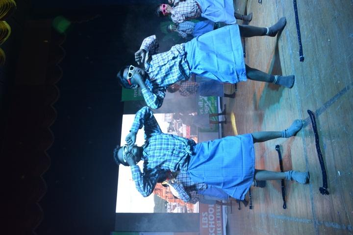 LBS Convent School-Dance