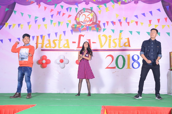 LBS Convent School-FareWell Party