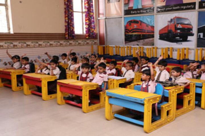 LBS Convent School-Kids Classroom