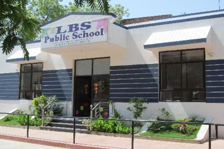 Lbs Public School-Campus Building