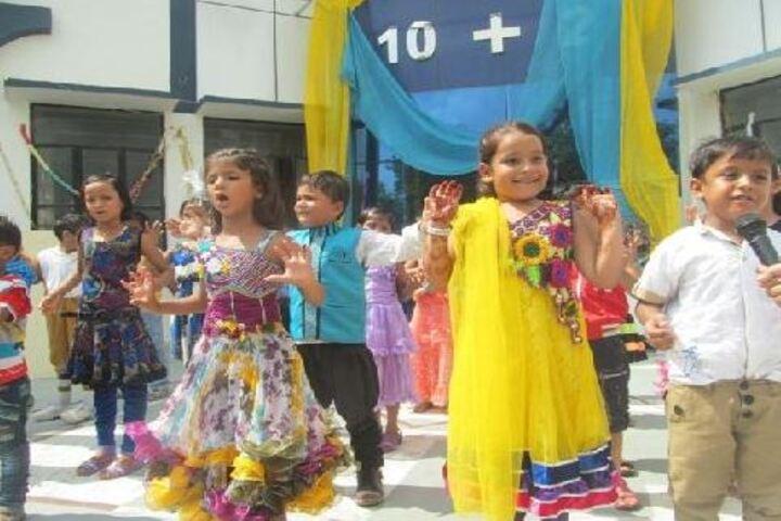 Lbs Public School-Dance