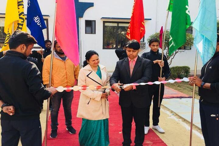 Lbs Public School-Opening Ceremony