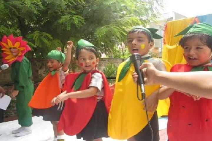 Lbs Public School-Singing