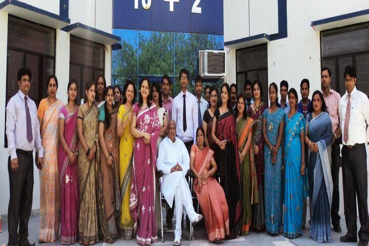 Lbs Public School-Staff