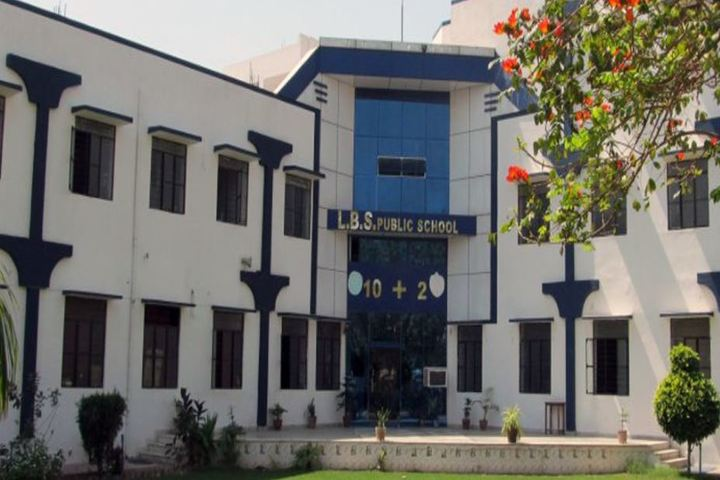 Lbs Public School-Campus View
