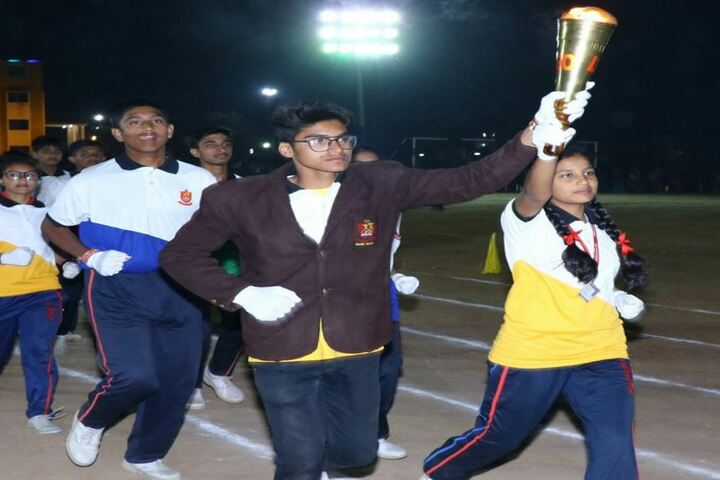 Leo International School-Champions