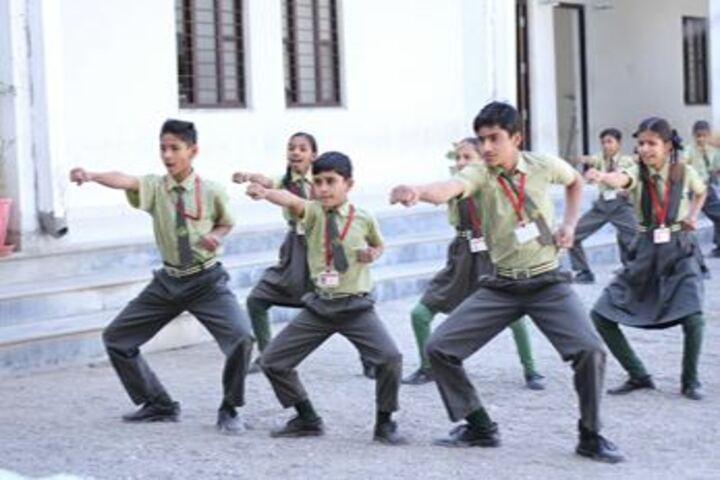 Leo International School-Karate
