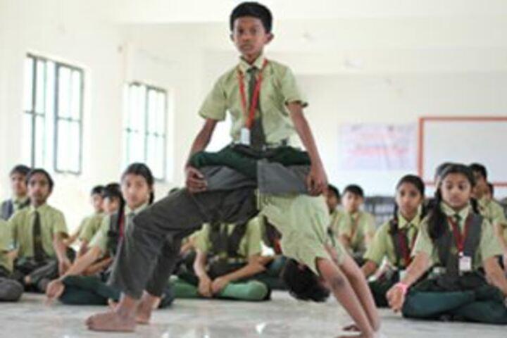 Leo International School-Yoga