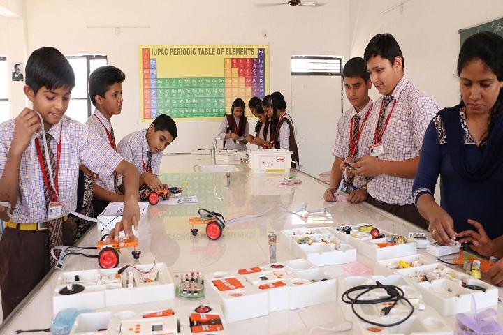 Leo International School-Activity Room