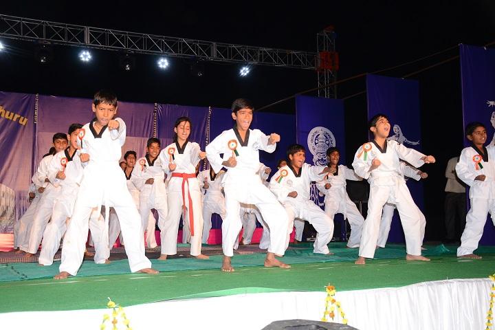 Little Flower School-Karate