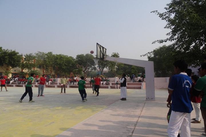 Little Flower School-Playground
